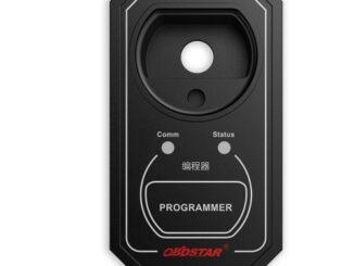 obdstar dp plus c package has no eeprom adapter
