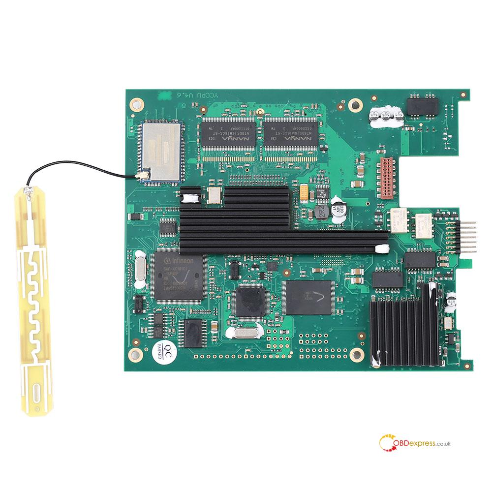sdc4 doip cpu board 02 - DoIP MB STAR MB SD C4 Plus with new PCB variant, does it works? -
