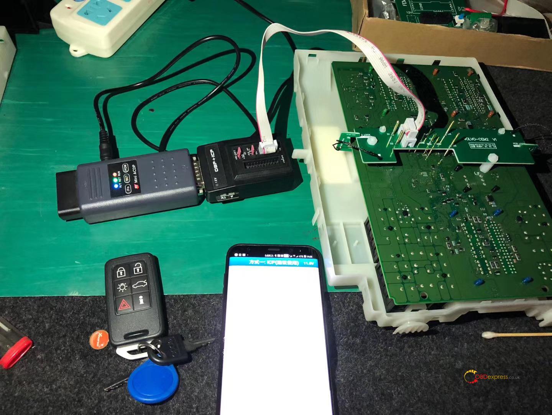acdp volvo keyless key programming 06 - Yanhua ACDP Program Volvo Xc60 2015 with Keyless Possible?