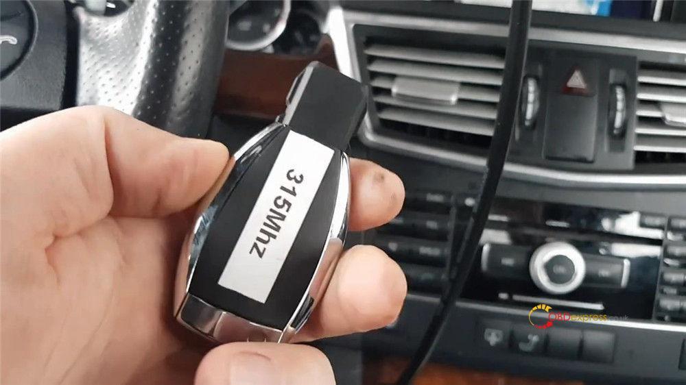 autel maxiim im608 benz test reports 02 - Autel MaxiIM IM608 IM508 Benz Coverage and Test Reports