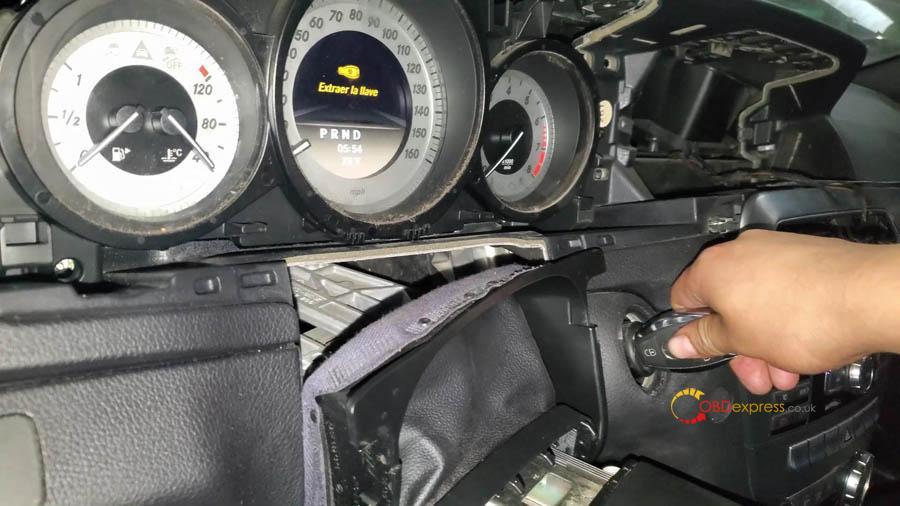 autel maxiim im608 benz test reports 14 - Autel MaxiIM IM608 IM508 Benz Coverage and Test Reports