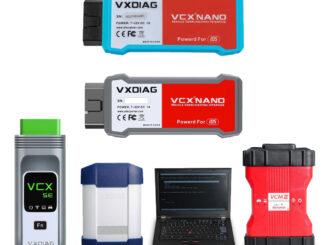 vxdiag vcx nano for Ford Mazda USB and WiFi