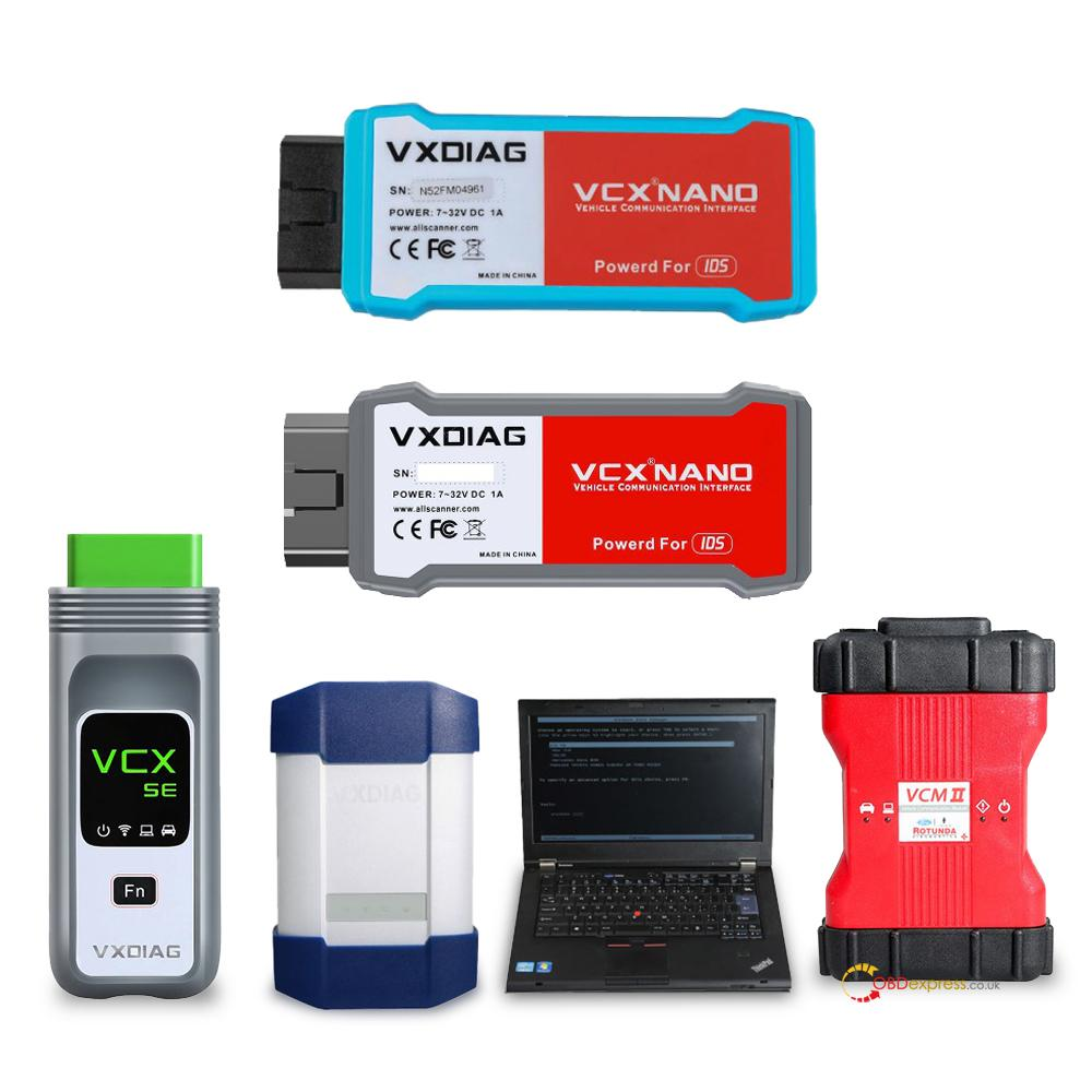 ford mazda ids v121 02 - IDS V121 for Ford Mazda Free Download and Installation - vxdiag vcx nano for Ford Mazda USB and WiFi