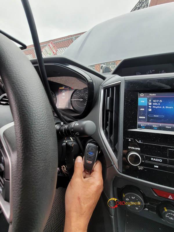 autel maxiim im508 subaru 2018 2021 smart keys 02 - Autel MaxiIM IM508 Subaru 2018 - 2021 smart keys success - Autel MaxiIM IM508 Subaru 2018 - 2021 smart keys success