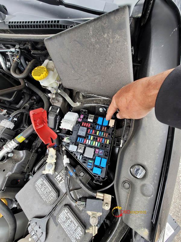 autel maxiim im508 subaru 2018 2021 smart keys 04 - Autel MaxiIM IM508 Subaru 2018 - 2021 smart keys success - Autel MaxiIM IM508 Subaru 2018 - 2021 smart keys success
