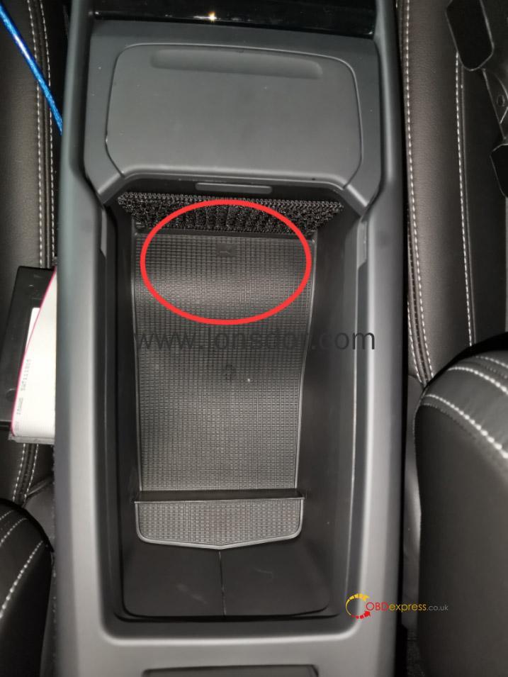 lonsdor k518 volvo key programming 13 - Where is CEM located on new Volvo models for Lonsdor K518? -