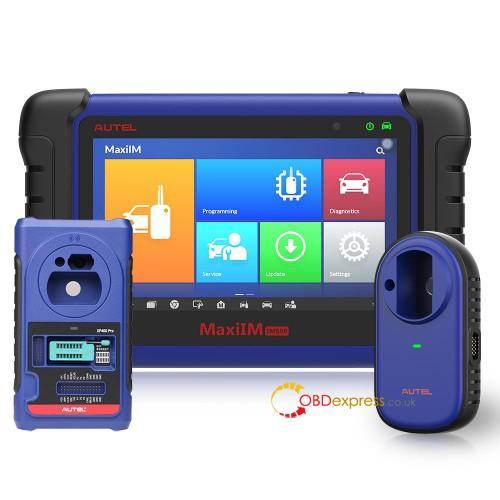 20102216033483788534 - OBD program BMW cas4/FEM key (used Autel IM508+XP400) - autel im608 + XP400