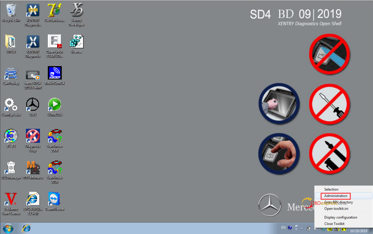 benz c5 update 07 - How to upgrade MB sd connect C5 firmware? - upgrade MB sdconnect C5 firmware