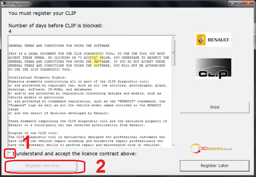can clip activation 01 - Renault Can Clip 207 206 free download, activation and installation - Renault Can Clip 207 206 free download, activation and installation
