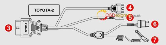 obdstar x300 dp plus program toyota 8a h non smart key al key lost 2 - Toyota 8A H Non-smart Key All Key Lost - OBDSTAR Solution - Toyota 8A H Non-smart Key All Key Lost - OBDSTAR Solution