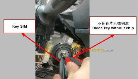 obdstar x300 dp plus program toyota 8a h non smart key al key lost 20 - Toyota 8A H Non-smart Key All Key Lost - OBDSTAR Solution - Toyota 8A H Non-smart Key All Key Lost - OBDSTAR Solution
