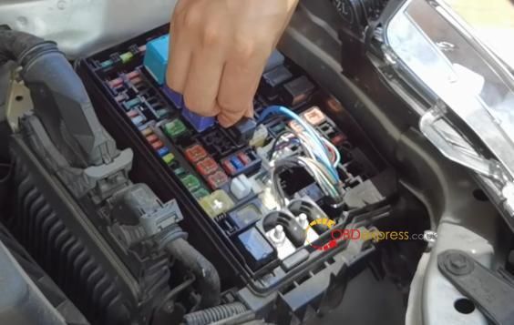 obdstar x300 dp plus program toyota 8a h non smart key al key lost 23 - Toyota 8A H Non-smart Key All Key Lost - OBDSTAR Solution - Toyota 8A H Non-smart Key All Key Lost - OBDSTAR Solution