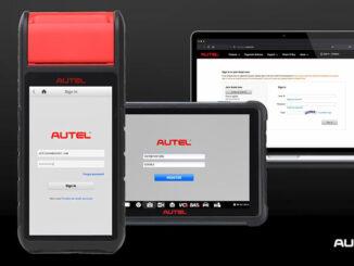 Register Autel Tool