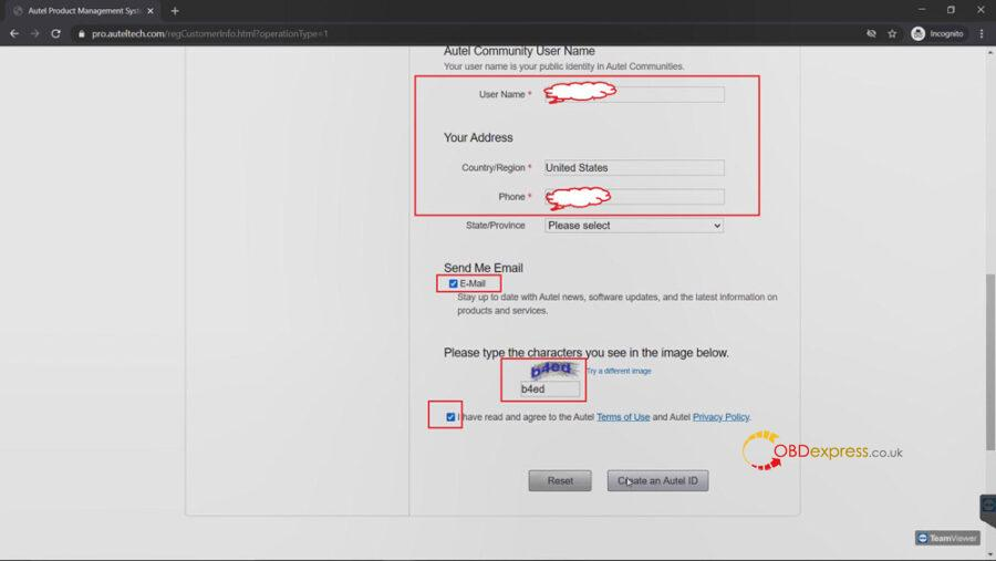 register autel tool 05 900x507 - Why and how to Register Autel Tool? - Why and how to Register Autel Tool?