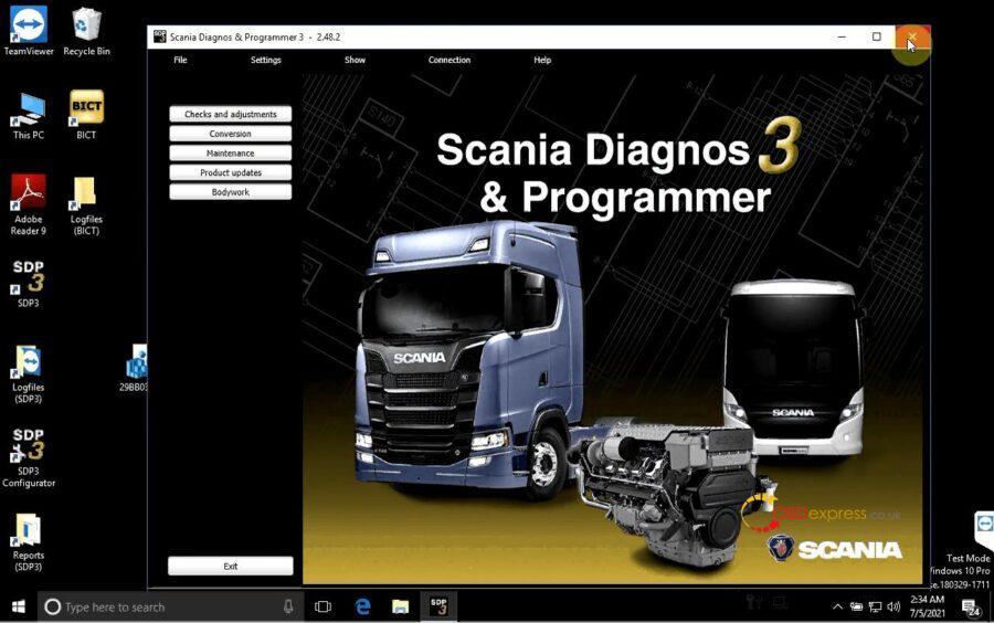 scania sdp3 2 48 2 01 900x564 - Scania SDP3 2.48.2 free download and installation on win10 64bit - Scania SDP3 2.48.2 free download and installation on win10 64bit