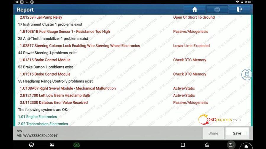 x431 pad v guided function dsg transmission basic setting 01 900x505 - X431 PAD V guided function DSG Transmission Basic Setting for VW Passat 2013 - X431 PAD V guided function DSG Transmission Basic Setting for VW Passat 2013