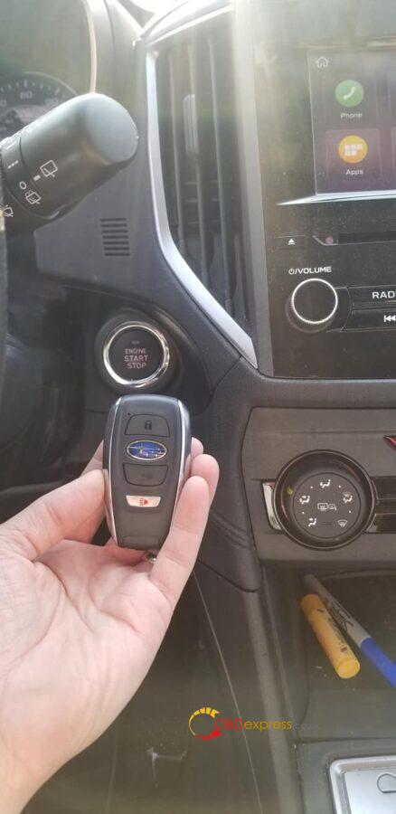 autel im608 2020 subaru impreza 06 438x900 - Autel IM608 AKL programming: 2020 Subaru Impreza - Autel IM608 AKL programming: 2020 Subaru Impreza