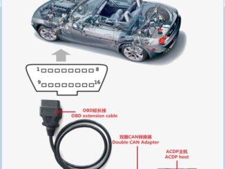 Yanhua Mini ACDP Jaguar Land Rover 2011-2019 Key Programming via OBD
