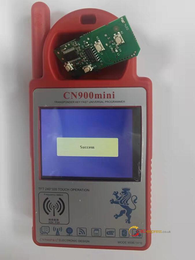 CN900 Mini program the PCB board 7 675x900 - CN900 Mini machine to modify the PCB board program tutorial - CN900 Mini machine to modify the PCB board program tutorial