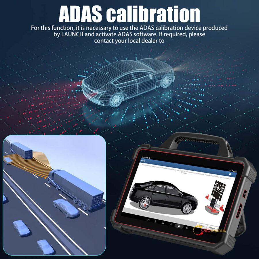 Launch X431 PAD 7 ADAS calibration Function 900x900 - Best Launch scan tool 2021: Launch X431 PAD VII Review - Best Launch scan tool 2021: Launch X431 PAD VII Review