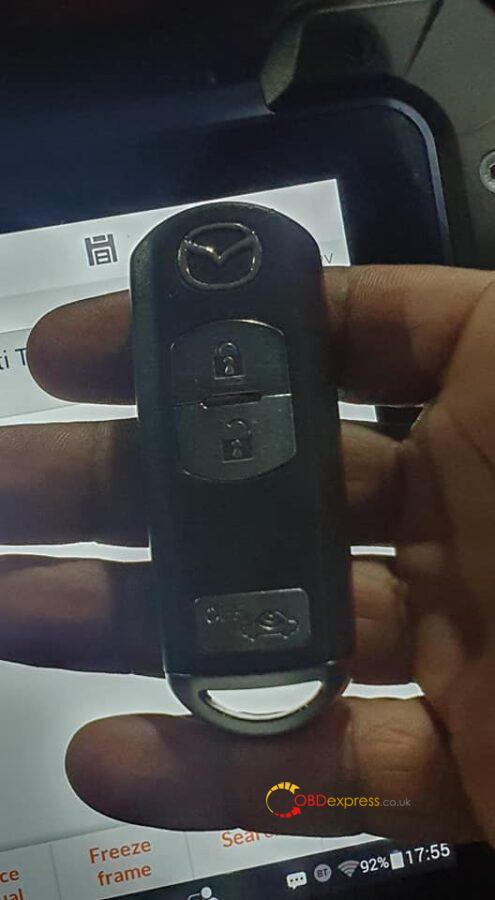 """autel im608 mazda 5 2015 keyless system malfunction 02 495x900 - Autel IM608 Mazda 5 2015 """"Keyless system malfunction"""" Solution - Autel IM608 Mazda 5 2015 """"Keyless system malfunction"""" Solution"""