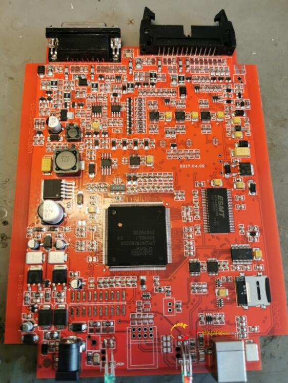 ktag software stops solution 02 - How to fix Ktag Red PCB read bosch Me7.01 software stops at 0%? - fix Ktag Red PCB read bosch Me7.01 software stops at 0