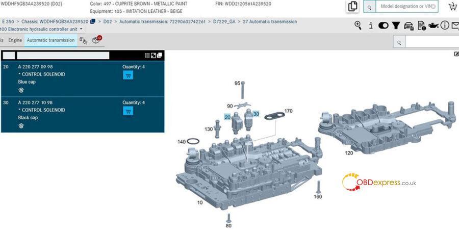 mercedes w212 coding 05 900x457 - How to fix 2010 Mercedes W212 E350 722.9 Transmission P0748 code? - How to fix 2010 Mercedes W212 E350 722.9 Transmission P0748 code?