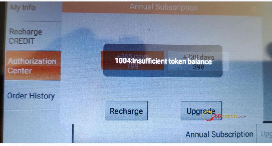 """obdstar odomaster insufficient token balance 01 900x482 - obdstar odomaster error """"1004 : Insufficient token balance"""" Solution - obdstar odomaster error """"1004 : Insufficient token balance"""" Solution"""