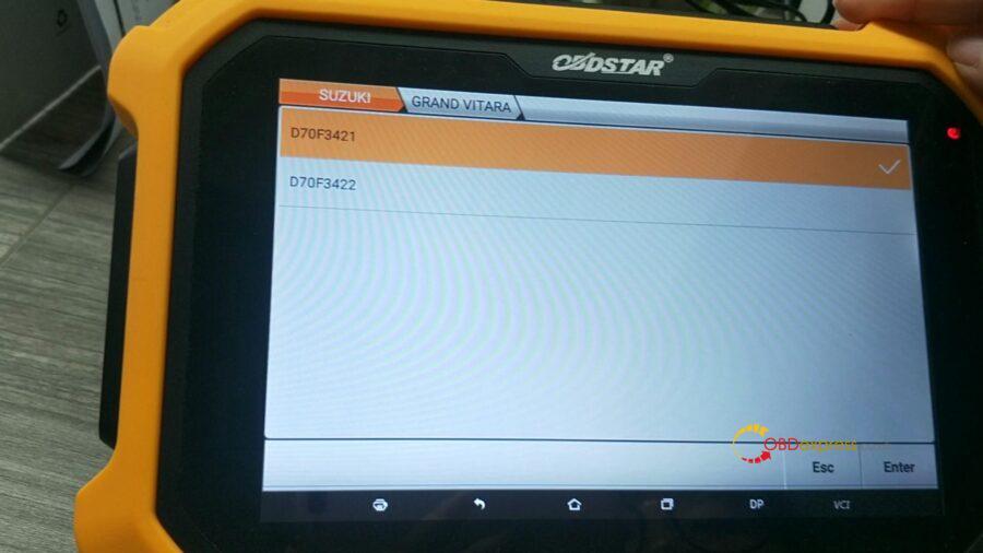 obdstar suzuki cluster calibration 04 900x506 - OBDSTAR Suzuki Cluster Calibration Upgrade V31.17 (via OBD) - OBDSTAR Suzuki Cluster Calibration Upgrade V31.17 (via OBD)