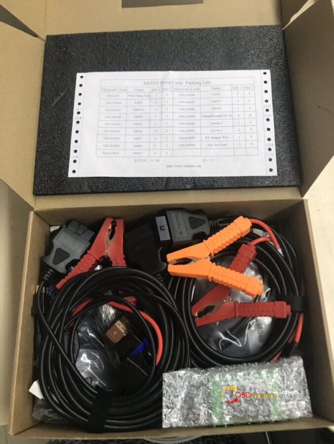 01 obdstar moto immo kits user manual 677x900 - OBDSTAR MOTO IMMO Kits User Manual - OBDSTAR MOTO IMMO Kits User Manual